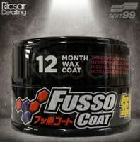 SOFT99 Fusso Coat Dark - Highly Durable Wax For Dark Cars